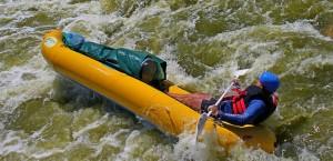 Orange River rafting Dolfin rapid
